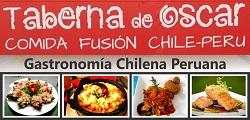 Cocina Chileno Peruana en Valparaíso